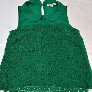Forever 21 Size M color green